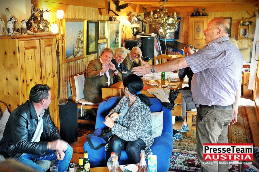 AKV-Boss Dr. Arno Ruckhofer Geburtstag