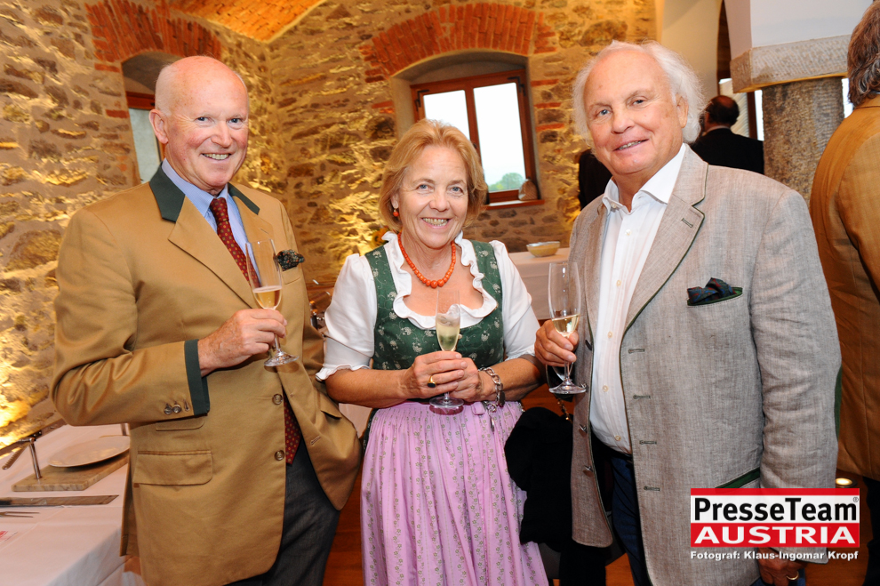 Exklusiver Empfang im Weingut Taggenbrunn