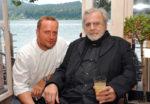 Maximilian Schell und Hubert Wallner