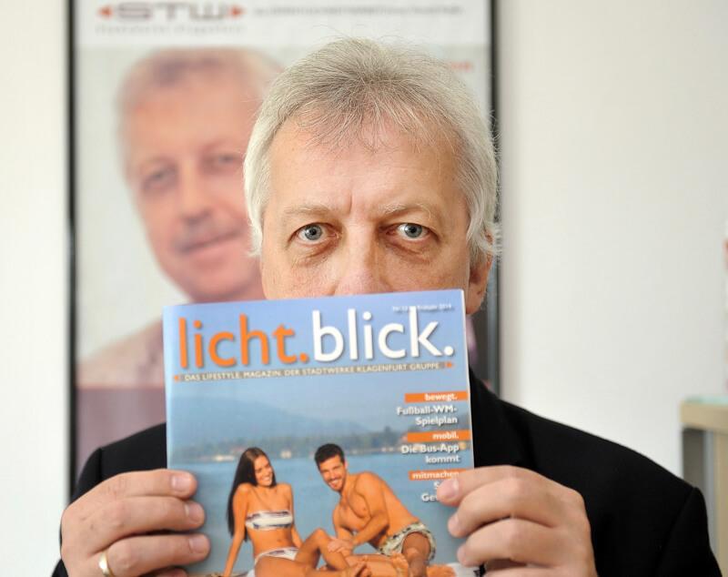 Stadtwerke Klagenfurt - KTZ Redakteur