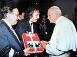Papst interview Harald Raffer