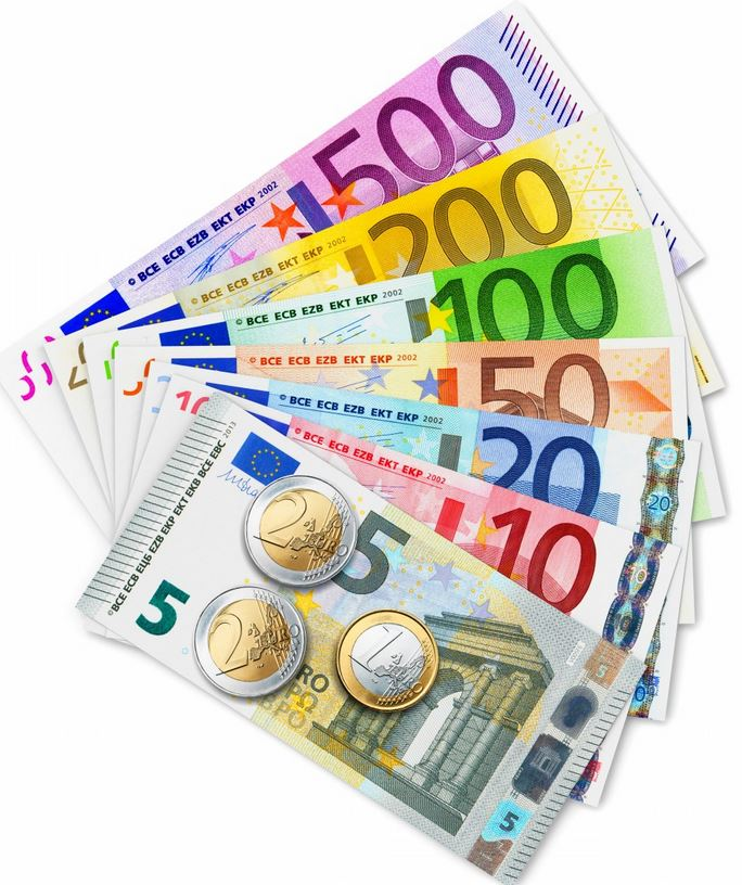 Euro gewinnen