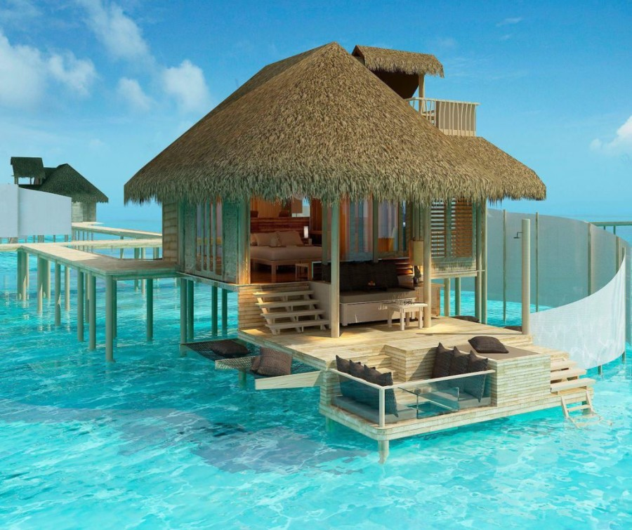 Beste Hotels Malediven Holidaycheck