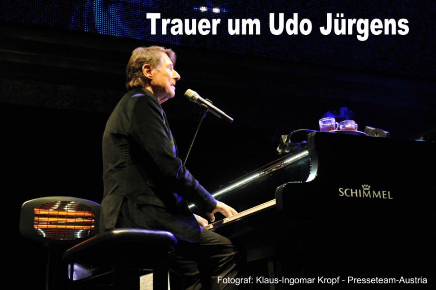 Udo Jürgens ist tot.