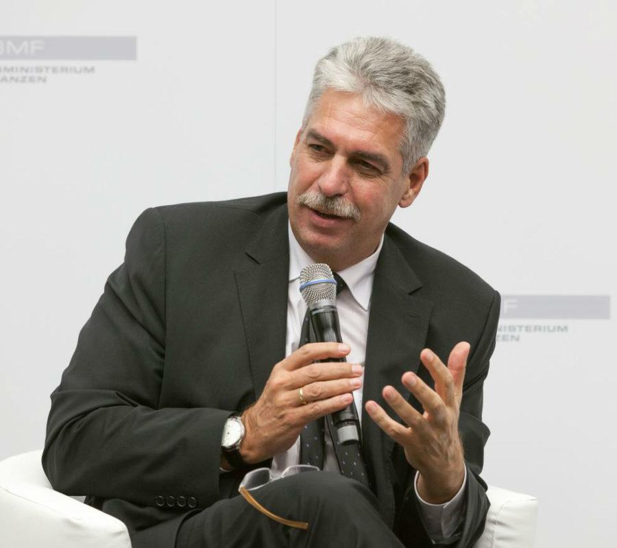 Finanzminister Dr. Hans Jörg Schelling