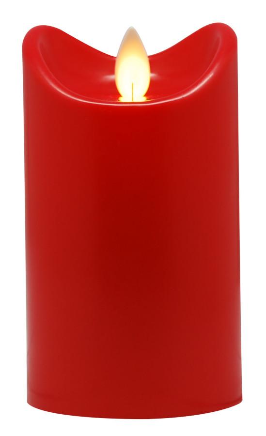 LED Echtwachs Duftkerzen