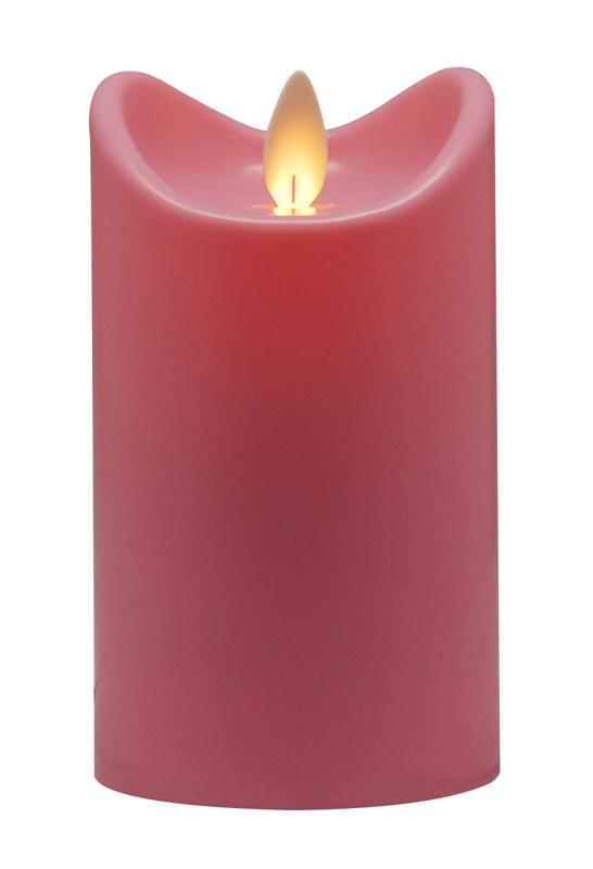 LED Grablicht rot Grabkerze Grableuchte - LED Kerzen ✓ LED Echtwachskerzen inkl. Timer ✓ TEILEN und GEWINNEN