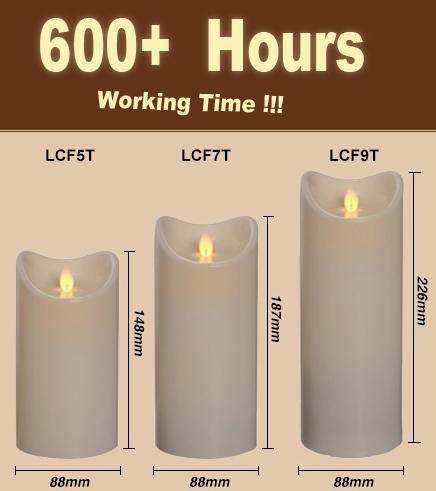 LED Kerzen Angebote - LED Kerzen ✓ LED Echtwachskerzen inkl. Timer ✓ TEILEN und GEWINNEN