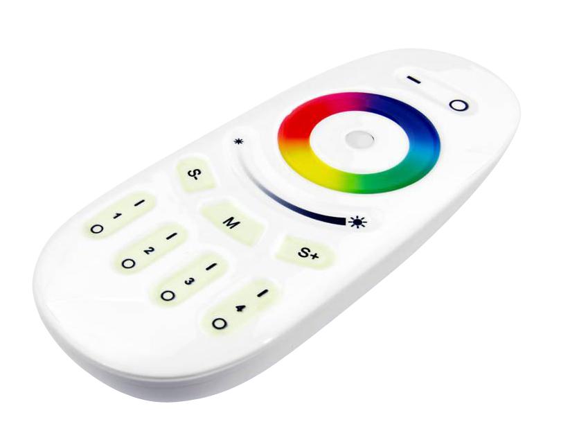 LED fernbedienung - RGBW GU10 LED COLOR Lampe mit 4 Watt