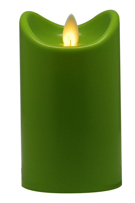 Solar LED Grablicht mit Dämmerungssensor - LED Kerzen ✓ LED Echtwachskerzen inkl. Timer ✓ TEILEN und GEWINNEN