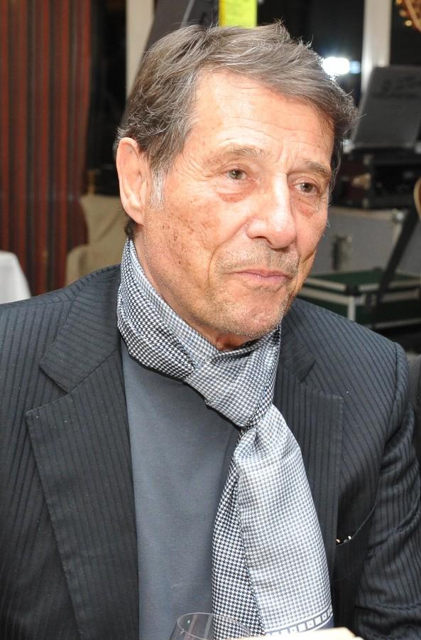 Der Sänger, Komponist und Entertainer Udo Jürgens