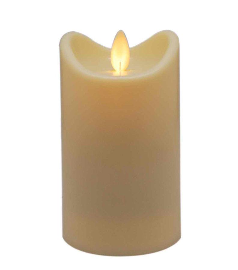 led kerzen mit beweglicher flamme led 792x900 - LED Kerzen ✓ LED Echtwachskerzen inkl. Timer ✓ TEILEN und GEWINNEN