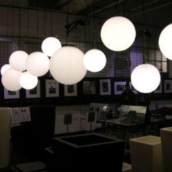 runde pendelleuchten 250x250 - Kugellampe Leuchtkugel Pendelleuchten