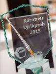 """Kärntner Lyrikpreis 2015"""": Fixstern am Kulturhimmel - Bild1"""