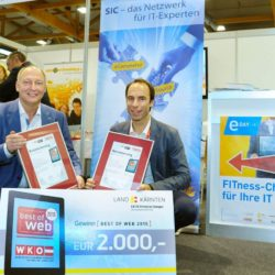 "Herwig Probst Easyplex Software 250x250 - ""best of web""-Award für Klagenfurter Software-Entwickler"
