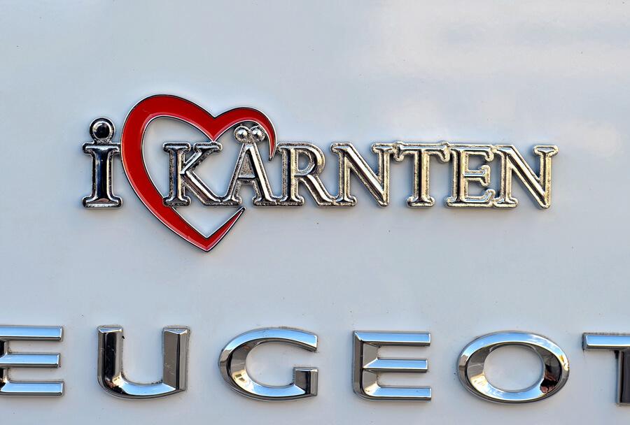 Kärnten Autosticker