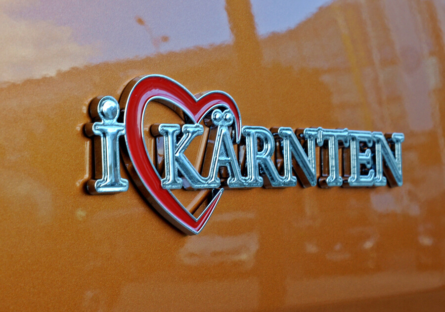 Kärnten Logo