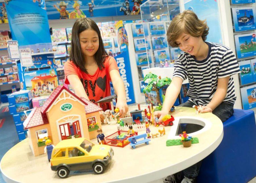 PLAYMOBIL FunStore - Erster PLAYMOBIL-Shop Österreichs eröffnet in Wien-Vösendorf