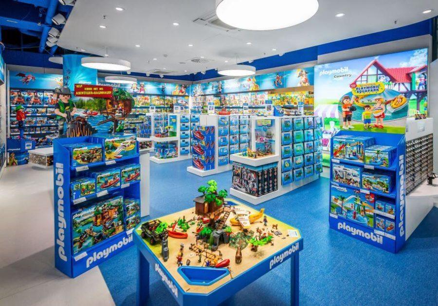 PLAYMOBIL Shop - Erster PLAYMOBIL-Shop Österreichs eröffnet in Wien-Vösendorf