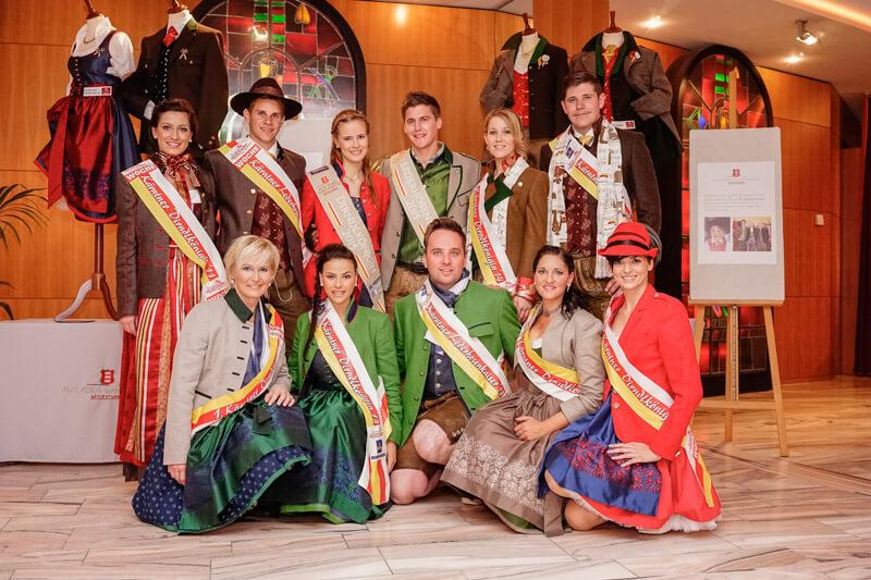 Trachten Strohmaier Presseteam Austria-2