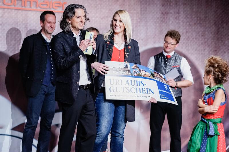 Trachten Strohmaier Presseteam Austria 6 - Max Strohmaier - Der Löwe brachte Licht ins Dunkel