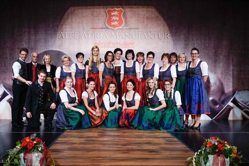 Trachten Strohmaier Presseteam Austria 8 - Max Strohmaier - Der Löwe brachte Licht ins Dunkel