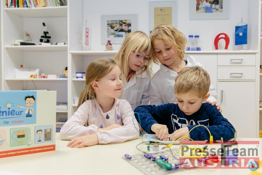 Kindergarten Klagenfurt Sonnenschein 20160125 055 - Erster Forscherkindergarten Österreichs mit Naturwissenschaften und Technik in Klagenfurt