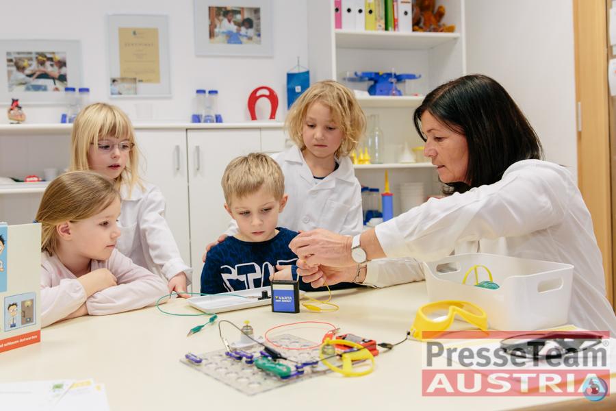 Kindergarten Klagenfurt Sonnenschein 20160125 060 - Erster Forscherkindergarten Österreichs mit Naturwissenschaften und Technik in Klagenfurt
