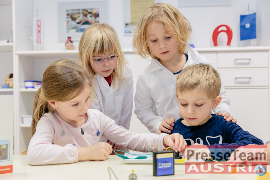 Kindergarten Klagenfurt Sonnenschein 20160125 069 - Erster Forscherkindergarten Österreichs mit Naturwissenschaften und Technik in Klagenfurt