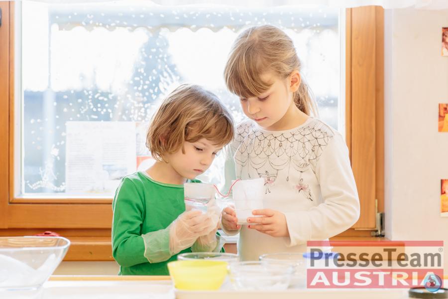 Kindergarten Klagenfurt Sonnenschein 20160125 121 - Erster Forscherkindergarten Österreichs mit Naturwissenschaften und Technik in Klagenfurt