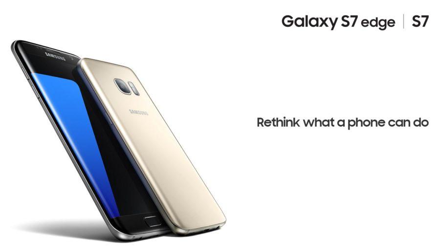 Samsung Galaxy S7 edge S7 - Das neue Premium-Smartphone von Samsung S7