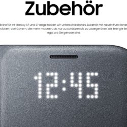 Samsung Zubehör 250x250 - Das neue Premium-Smartphone von Samsung S7