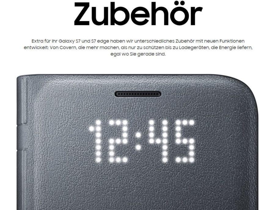 Samsung Zubehör - Das neue Premium-Smartphone von Samsung S7