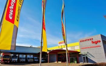 Eurogast Kärntner Legro Zentrale in 9020 Klagenfurt, Siriusstraße 30
