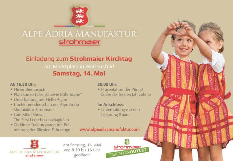 239658 750x517 - Kranzelreiten in Weitensfeld