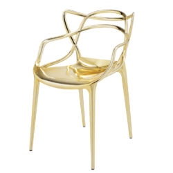 Goldene Stühle