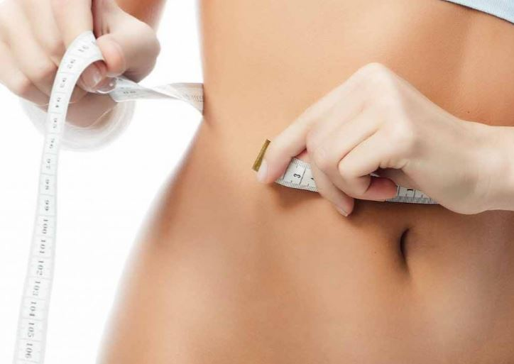Bauch-Abnehmen
