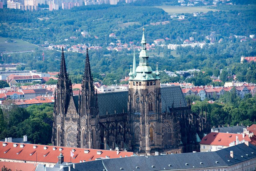 Prag Bilder von Alexander Mandl