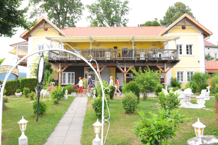 Restaurant Maria Loretto in Klagenfurt