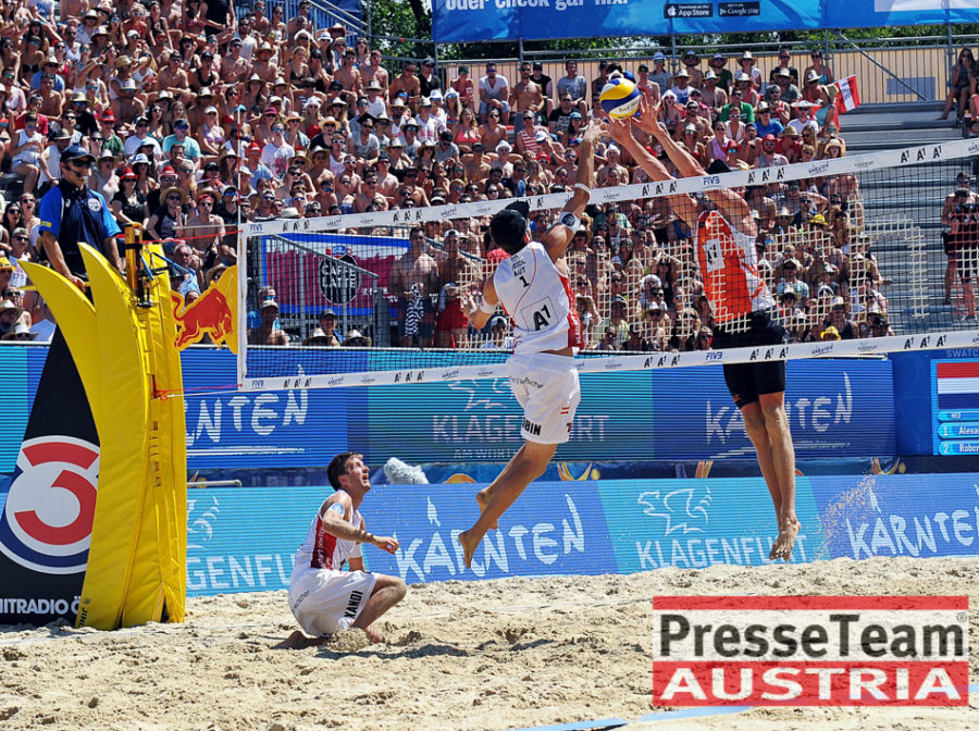 Swatch Beach Volleyball Major Series Klagenfurt