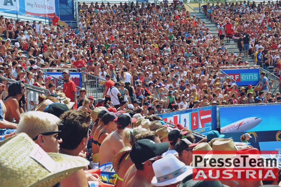 Beachvolleyball - Die Beach Volleyball Weltmeisterschaften 2017 in Wien