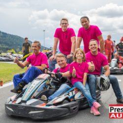 Charity Go Kart Cup im ÖAMTC Fahrsicherheitszentrum