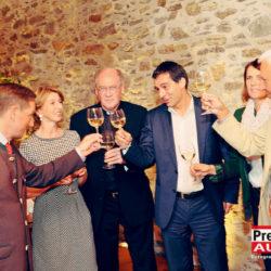 DSC 3942 Weingut Taggenbrunn 250x250 - Weinverkostung in der Burg Taggenbrunn