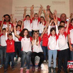 Triathlonverband Cup Siegerehrung im Hotel Sandwirth