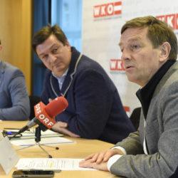 """Meinrad Häfferer Jürgen Mandl Chstian Benger Export WKO 250x250 - Land Kärnten und WKO stellen die """"Exportmillion"""" vor!"""