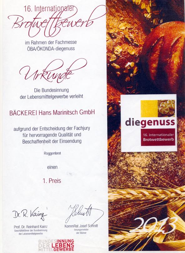 Bäckerei Marinitsch