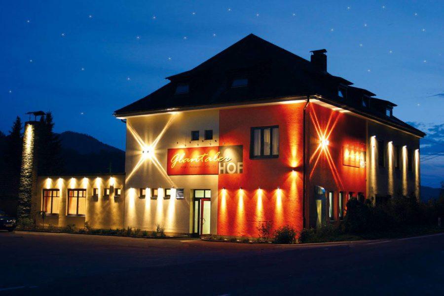 Haubenlokale in Kärnten
