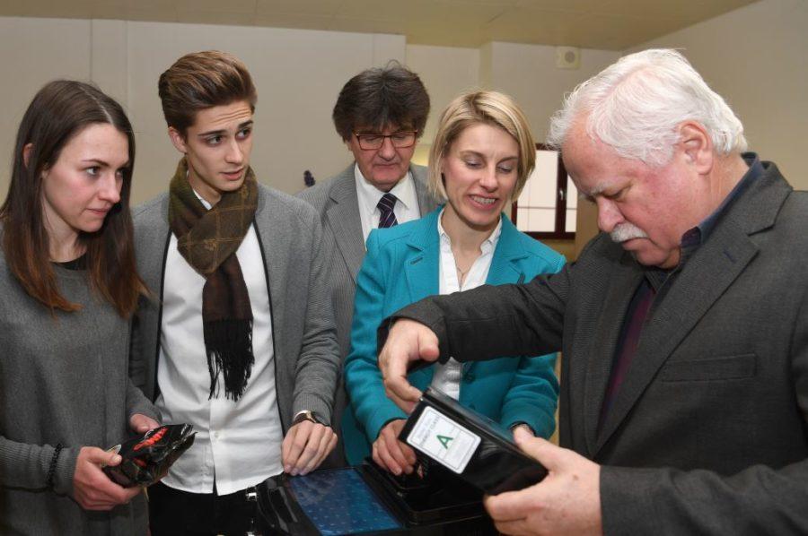 LGO Philipp Wrann WKO Kärnten - Elektrogeräte in Berufsschulen: Ausbildung wird weiter verbessert