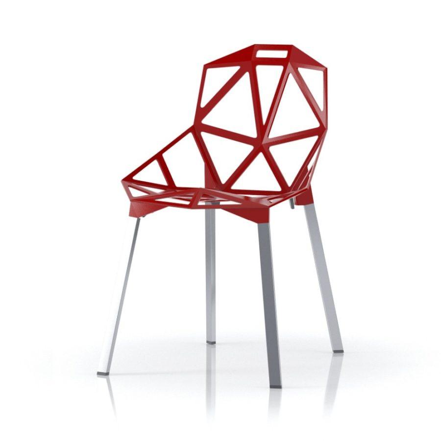 Magis One Chair - Magis Chair One Stapelstuhl by Graf News