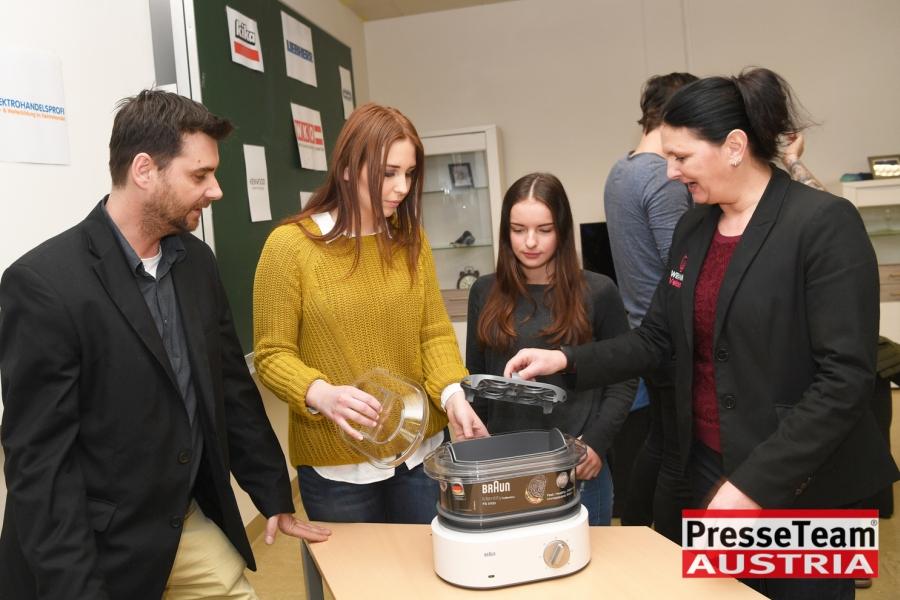 WKBS02 WKO Kärnten - Elektrogeräte in Berufsschulen: Ausbildung wird weiter verbessert